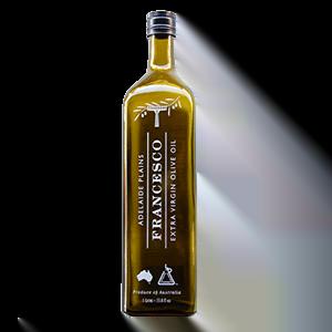 500ml bottle of Francesco olive oil