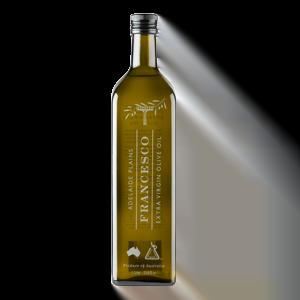1 litre bottle of EVOO