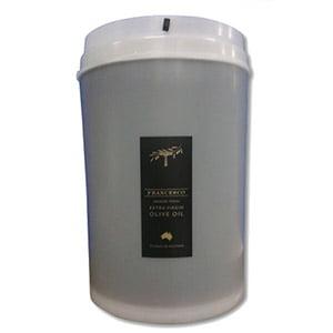 20L plastic drum of oil