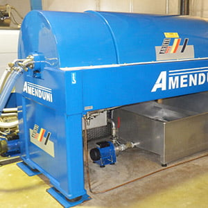 Blue oil extraction machine