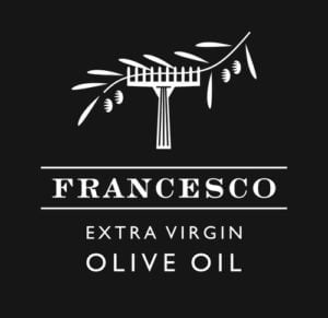 Francesco extra virgin olive oil logo